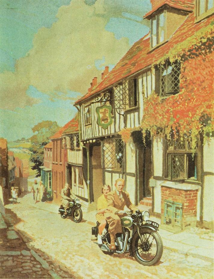 1934 BSA Annual